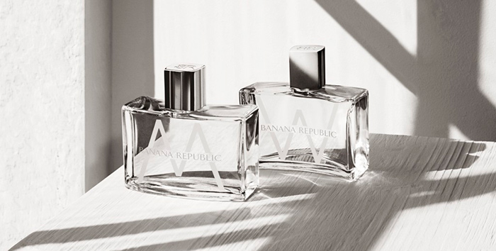 Banana Republic introduces the new Classic, W and M – Icon fragrances