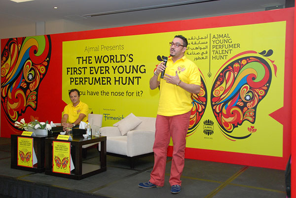 "Ajmal Perfumes launches World's first ""Young Perfumer"" Talent Hunt"