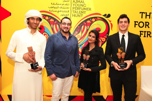 UAE's Top Young Fragrance Noses Announced