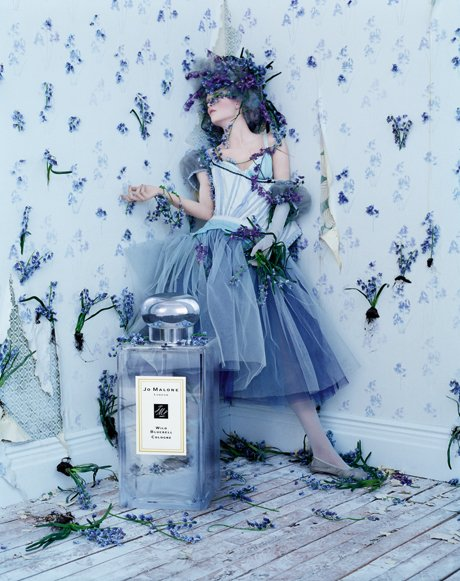 Jo Malone's Wild Bluebell Cologne Takes You In The Woods