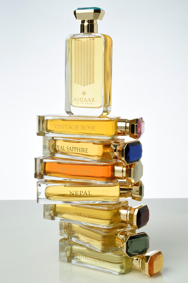 Niche Line of Perfumes, Ahjaar Launched in Paris Gallery