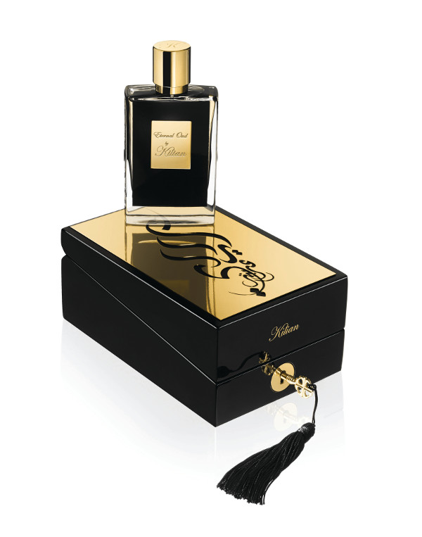 Kilian Launches Eternal Oud, New Fragrance Available At Paris Gallery