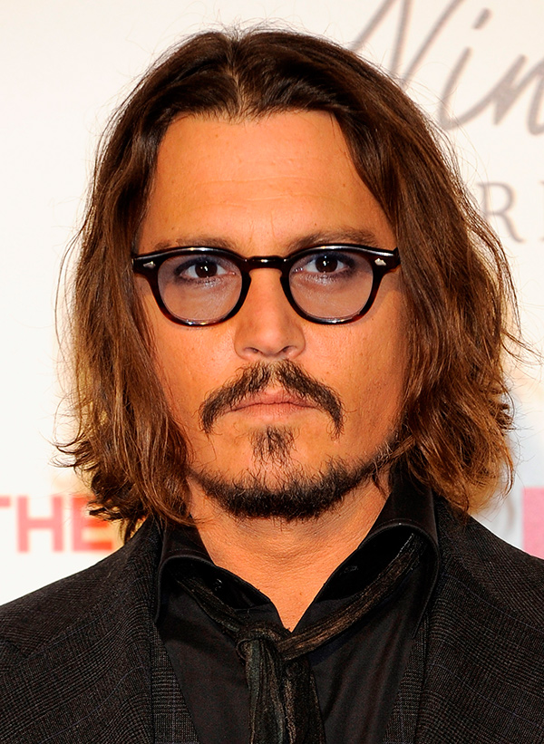 Johnny Depp Likes The Scents Of Dior
