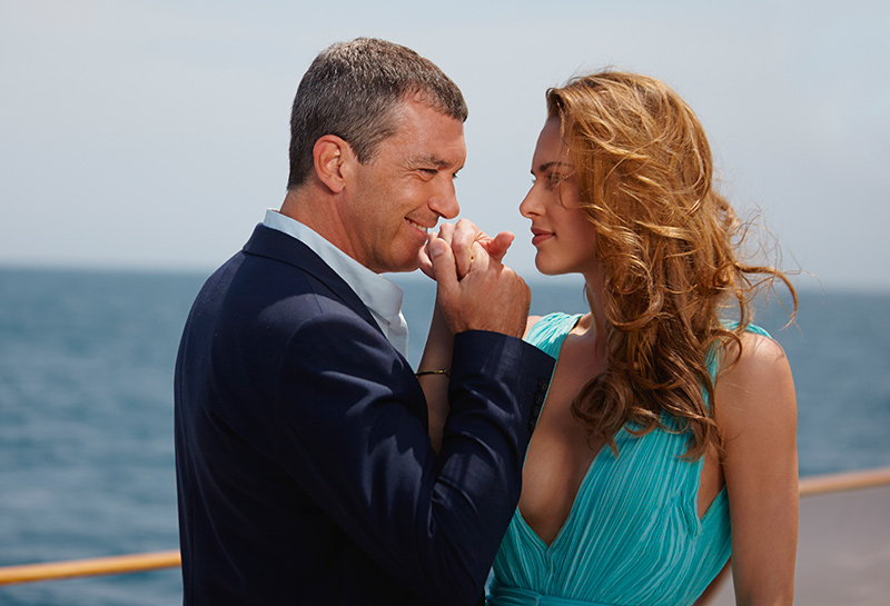 Antonio Banderas Brings Queen Of Seduction