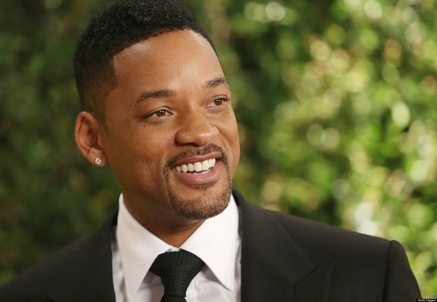 Will Smith Likes The Fresh Smells Of Vera Wang