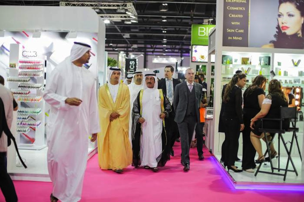 Beautyworld Middle East: Witnessing A Massive Turn Out!