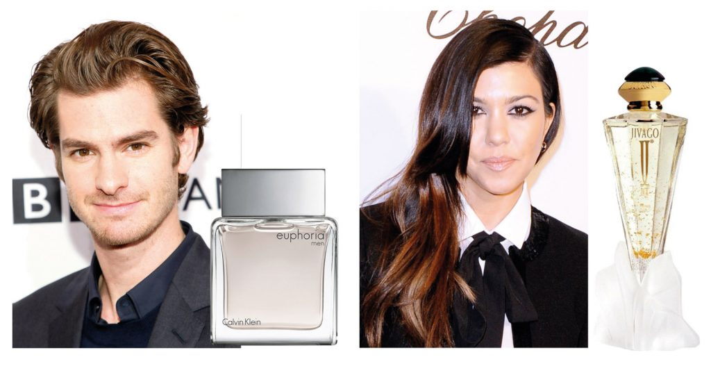 Perfumes That Your Favourite Stars Like!