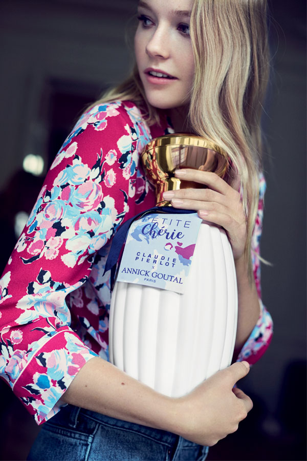 A Kiss On Your Cheek: Petite Cherie By The House Of Annick Goutal!