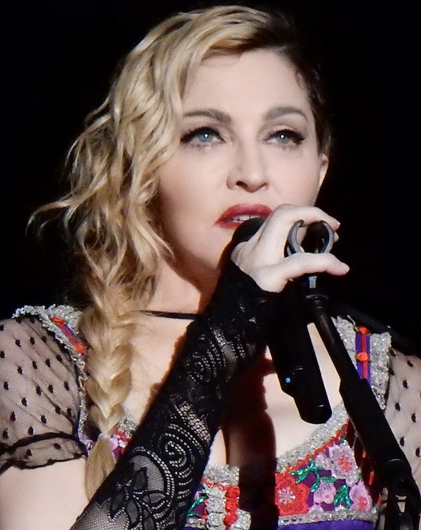 Madonna's Choice Of Scent Is Hypnotic Poison By Dior