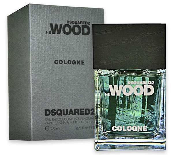 He Wood Cologne ByDSQUARED2
