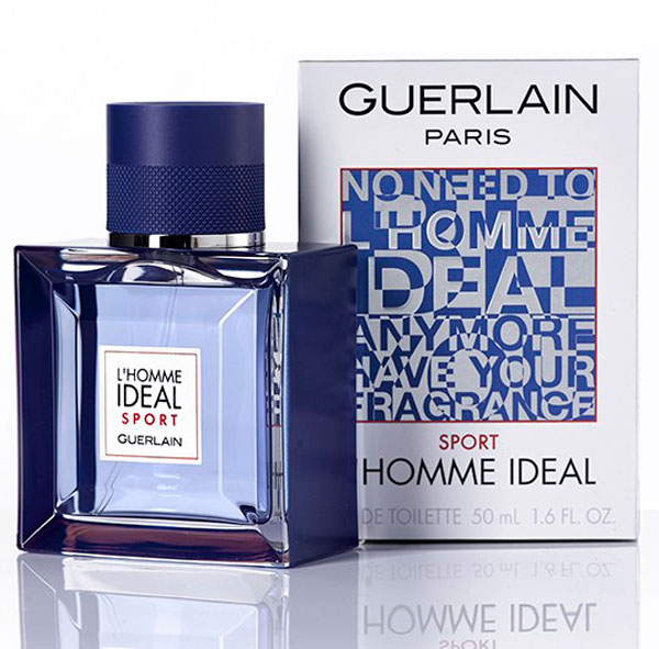 L'Homme Ideal Sport By Guerlain