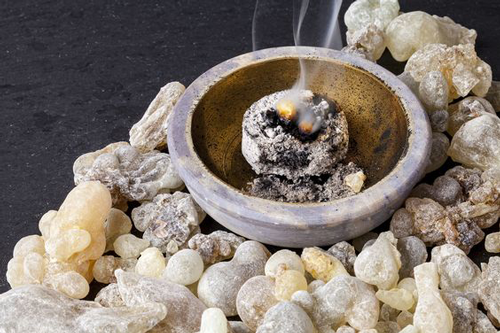 Frankincense: The Perfume For Gods