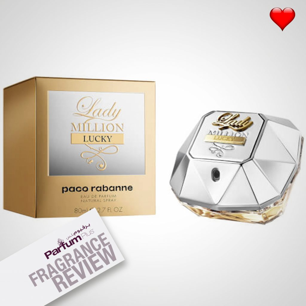 Lady Million Lucky By Paco Rabanne