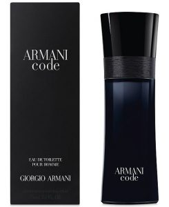 Armani Code EDT for men