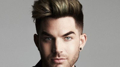 Adam Lambert Fancies Dior Homme