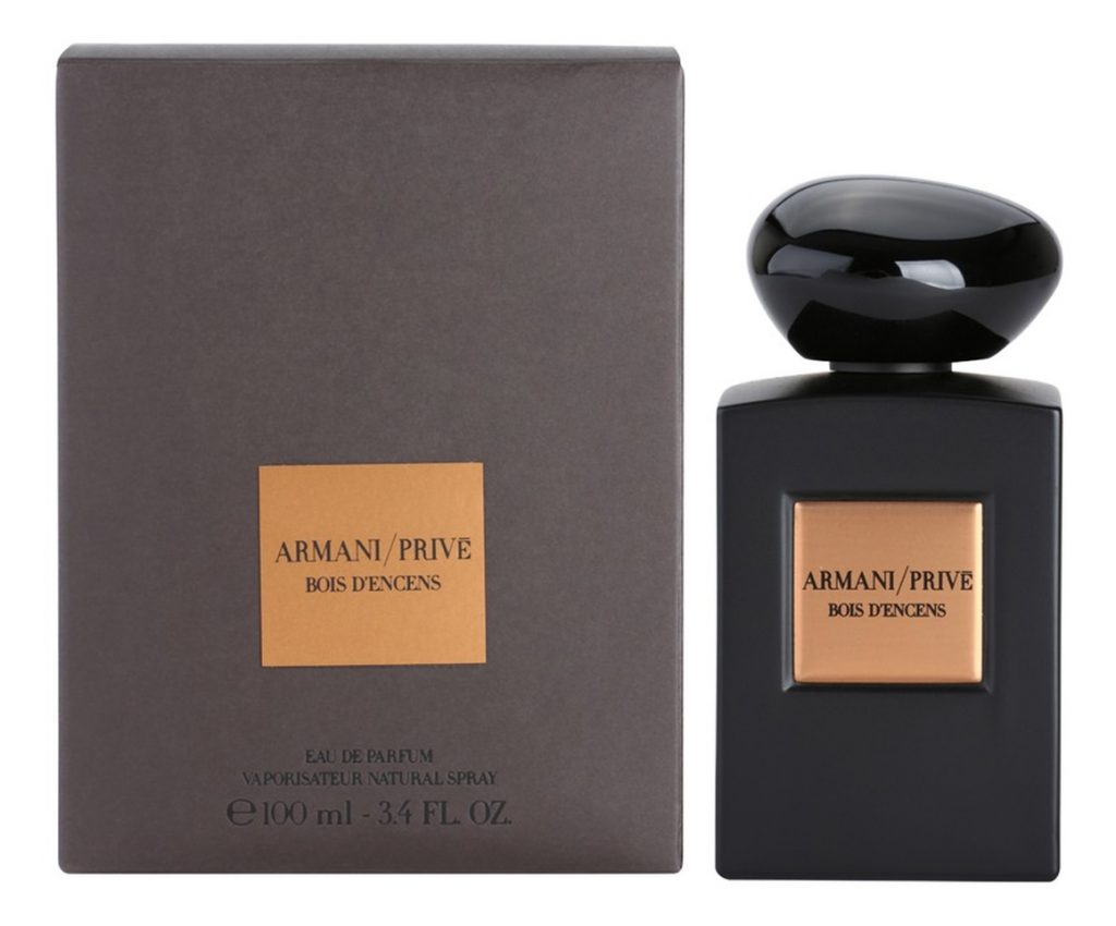Bois D'encens from Armani Prive