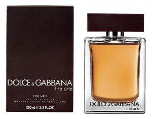 The One for Men by Dolce and Gabbana