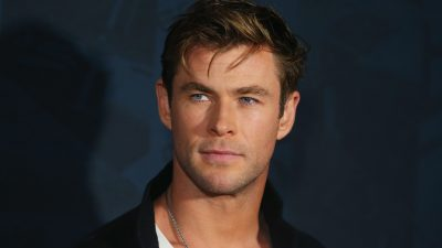 Chris Hemsworth Loves Boss Bottled Infinite