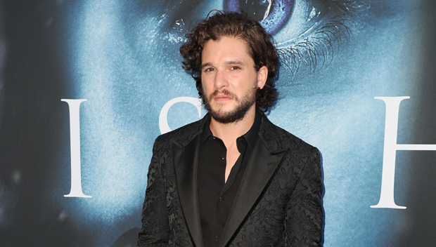 Kit Harington Wears The One For Men By Dolce & Gabbana