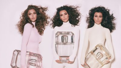 KKW Fragrance Diamonds By The Kardashian Sisters