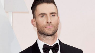 Adam Levine fancies Y Live From Yves Saint Laurent