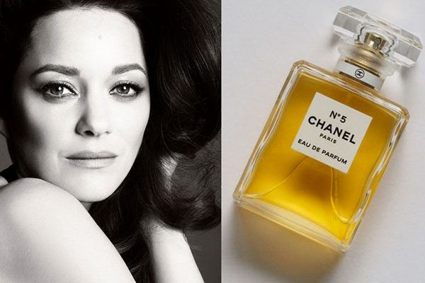 Chanel Announces Marion Cotillard As The New Face Of No.5