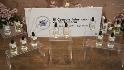 III International Perfumery Contest (Mouillette d'Argent) held on 4 Jul 2020