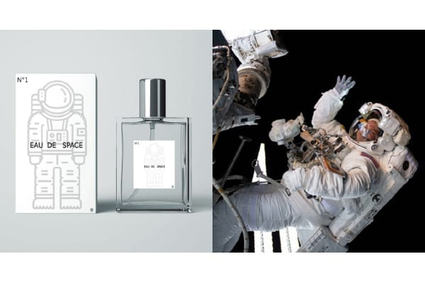 'Eau De Space' – Scent Of Space