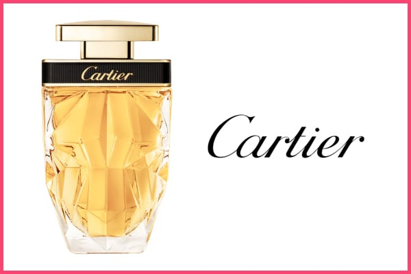 Cartier launches La Panthere Parfum