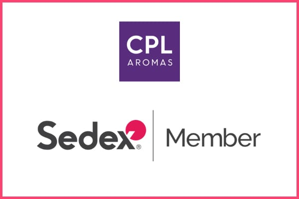 CPL Aromas becomes a member of SEDEX as part of their sustainable supplier practice.