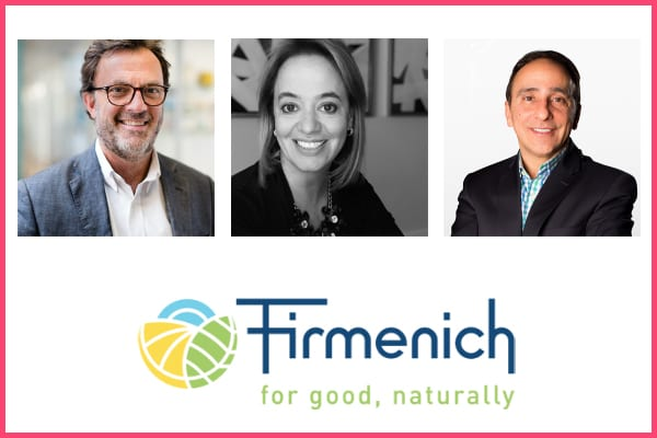 New EMEIA and LATAM Executive Promotions at Firmenich Fine Fragrances