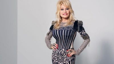 Dolly Parton To Launch Her Fragrance Line